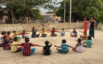 Four Fields for Children